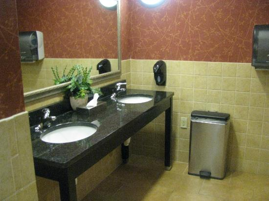 Country Inn & Suites By Carlson, Athens: Bathroom in Room 410