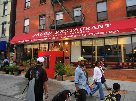 Photo of American Restaurant Jacob Restaurant at 373 Lennox Avenue, New York City, NY 10027, United States