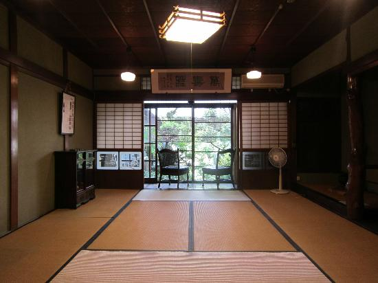 Guesthouse Naramachi: Ground floor room