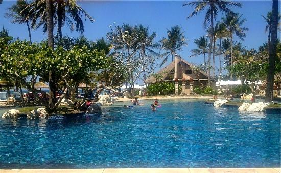 Nusa Dua Beach Hotel Spa Pool
