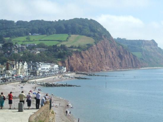Clock Tower Tearooms: Beautiful Coastal Views