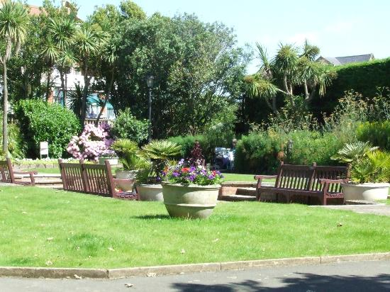 Clock Tower Tearooms: More Garden