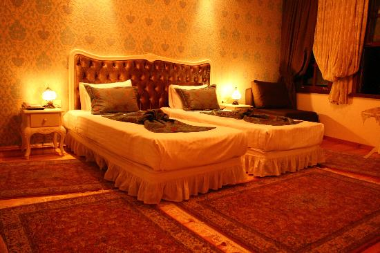 Esans Hotel: 部屋