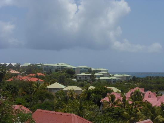 Idolem St-Martin Residence: View from Balcony