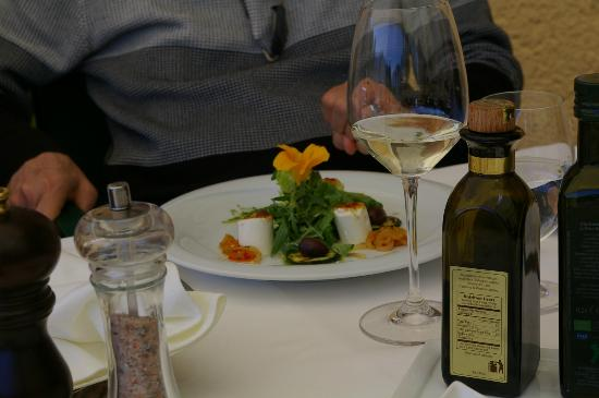 Seehotel Restaurant Lackner: Salad