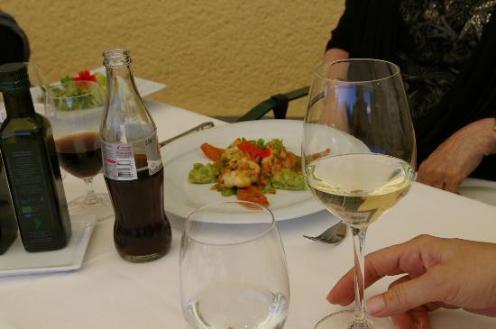 Seehotel Restaurant Lackner: Appetizer