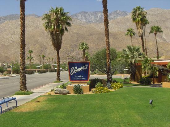 Elmer S Restaurant Palm Springs Palm Springs Ca
