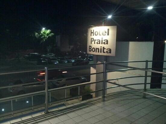 Hotel Praia Bonita: Vista do Quarto