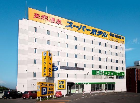 Super Hotel Kushiro-ekimae Kinenkan