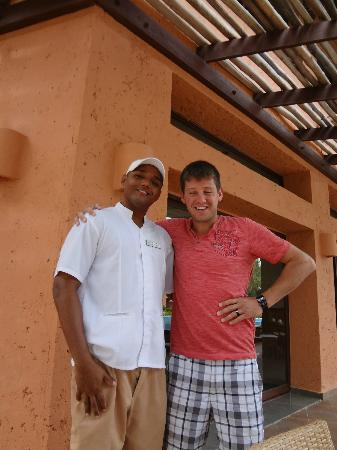 Sivory Punta Cana Boutique Hotel: EDWIN! We miss you!
