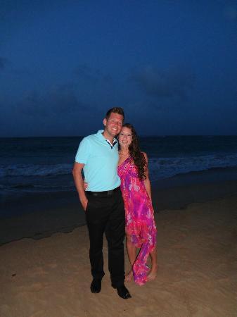 Sivory Punta Cana Boutique Hotel: newlyweds