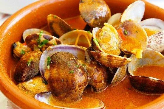 La Finca Espanola: Exquisitas Almejas a la Marinera