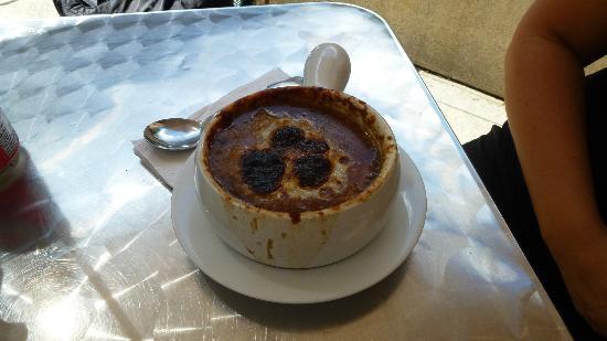 Espresso Etc. : Soupe à l'oignon