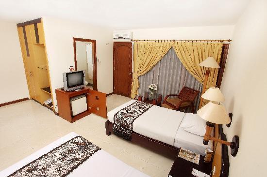 Hotel Baron Indah : Deluxe Room