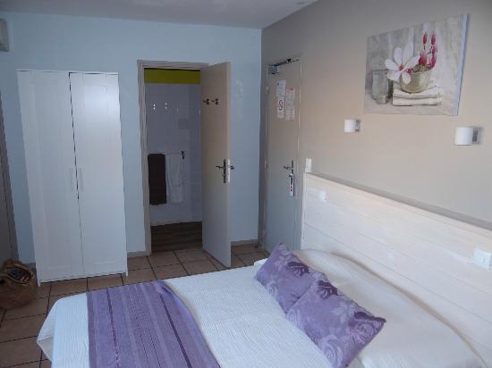 Hotel L'Herbier d Orange : Chambre 16 (1)