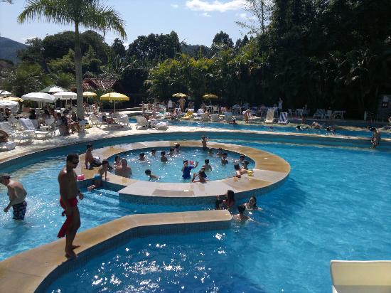 Hotel Village Le Canton: Piscina principal