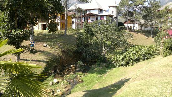 Hotel Village Le Canton: Bloco de apartamentos