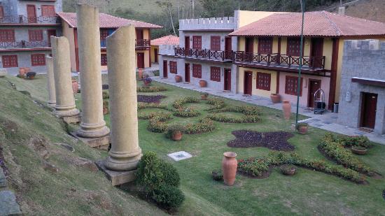 Hotel Village Le Canton: Área nova de apartamentos