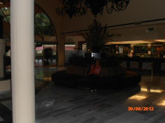 Barcelo Puerto Vallarta: Lobbby del hotel
