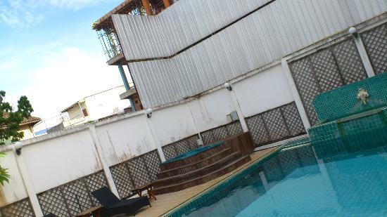 Best Western Vientiane Hotel: pool view