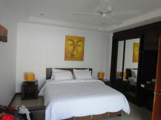 Tamarind Villas Phuket: The Master Bedroom