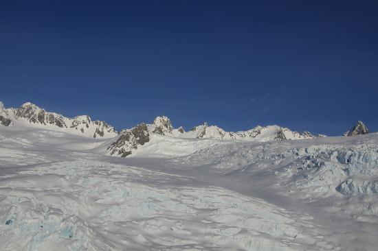 Alpine Adventure Centre Tours: on the top of the glacier
