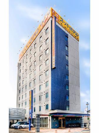 Super Hotel Hirosaki : 外観