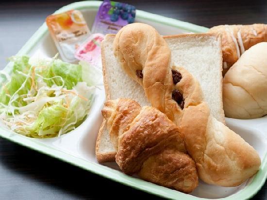 Super Hotel Morioka: 健康朝食