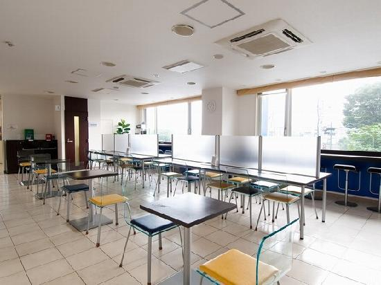Super Hotel Morioka : 朝食コーナー