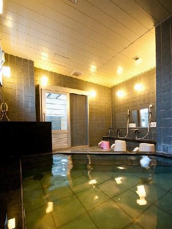 Super Hotel Morioka: 天然温泉