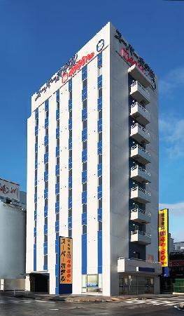 Super Hotel Hachinohe: 外観