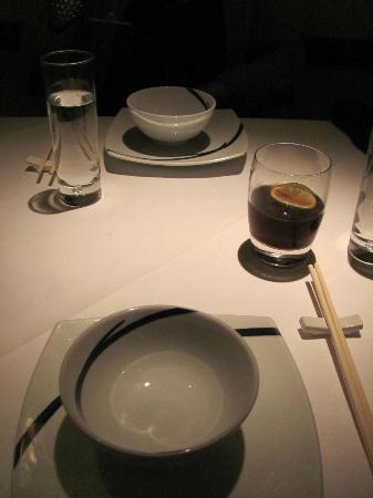 The Good Earth: Table