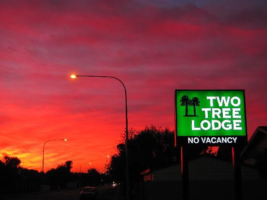 Welcome to Two Tree Lodge