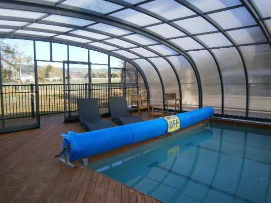 All Seasons Holiday Park Rotorua : Pool