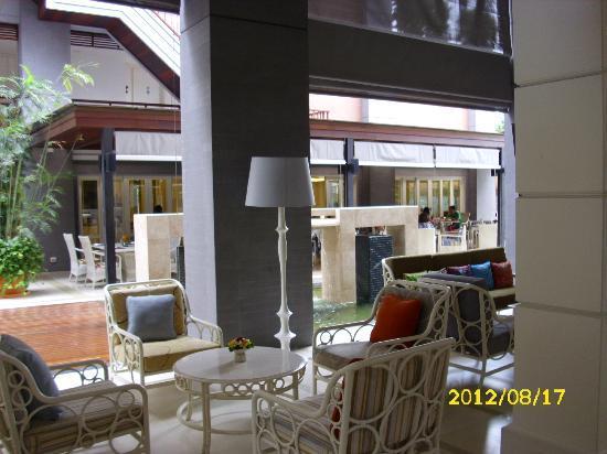 Rest Detail Hotel Hua Hin: Teil der Lobby