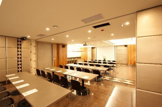 Li Shiuan International Hotel: conference/meeting room