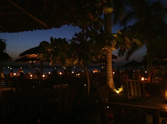 The Waterfront Sunset Restaurant & Beach Bar : Slipway Restuarant