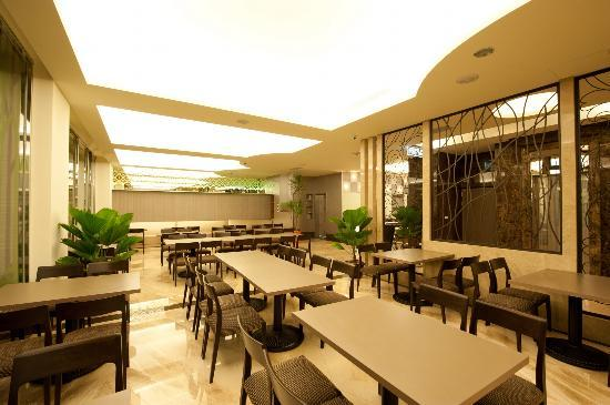Li Shiuan International Hotel: restaurant
