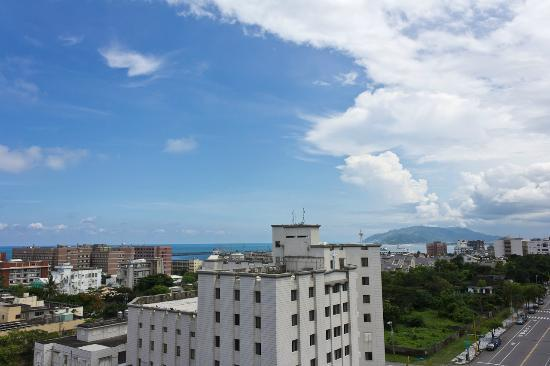 Li Shiuan International Hotel: view from roof top