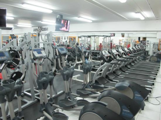 Birokrat Hotel : Hotel fitness