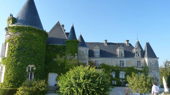 Chateau De La Cote: Un cadre exceptionnel !