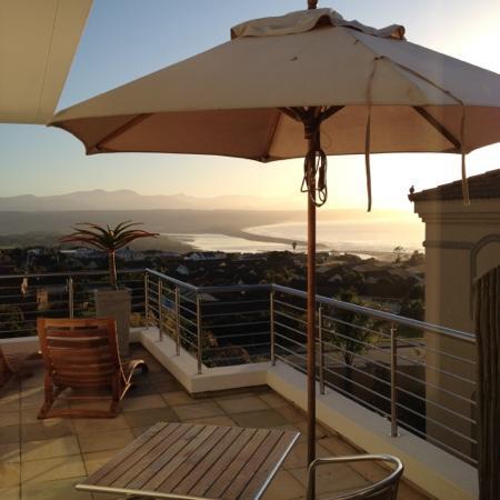 Aquavit Guest House: vista stupenda