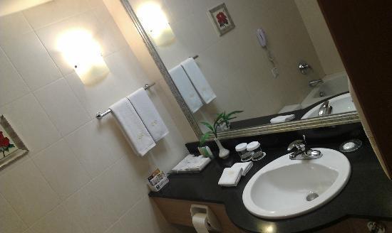 Aurum International: Bathroom