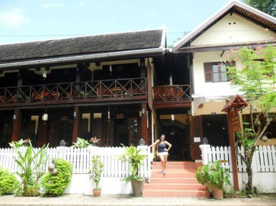 Villa Ban Lakkham: Facade of Villa Baan Lakkham