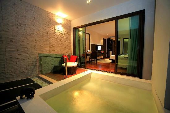 Wyndham Sea Pearl Resort Phuket: suite