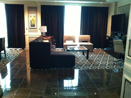 2 Bedroom Penthouse Suite Picture Of The Mirage Hotel Casino Las Vegas Tripadvisor