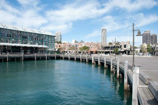 Lovely Woolloomooloo Wharf Picture Of Woolloomooloo