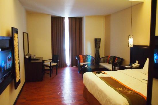 Best Western Resort Kuta: Hotel Room