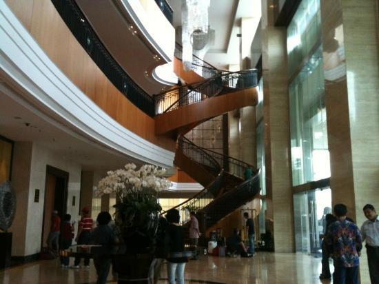 JW Marriott Hotel Medan: Lobby