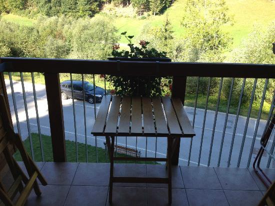 Terme Snovik: Balcony